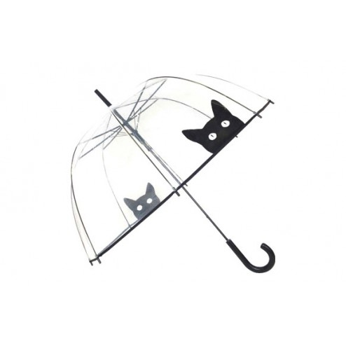 Paraguas automático de señora Gato BUL1499