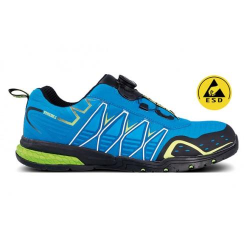 Zapato Jerez Azul S3 Esd Src Paredes T 38