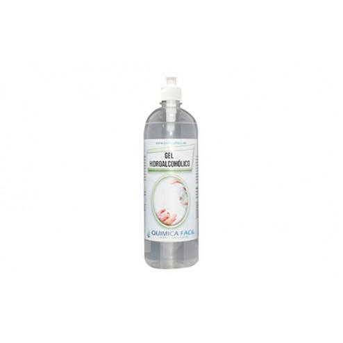 Gel Hidroalcohólico Desinfectante QF 1L