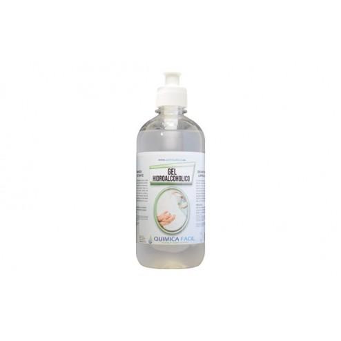 Gel Hidroalcohólico Desinfectante QF 500ml