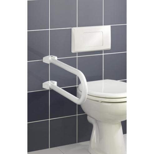 Barra de seguridad para WC plegable