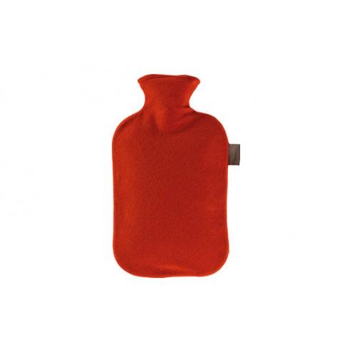 Bolsa de agua caliente 2l. polar roja