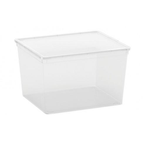 Caja multiuso c box cube 27 l 40X34X25 CM