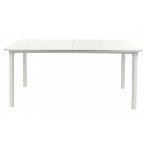 Mesa de Jardin Resol Noa 160X90cm Blanco