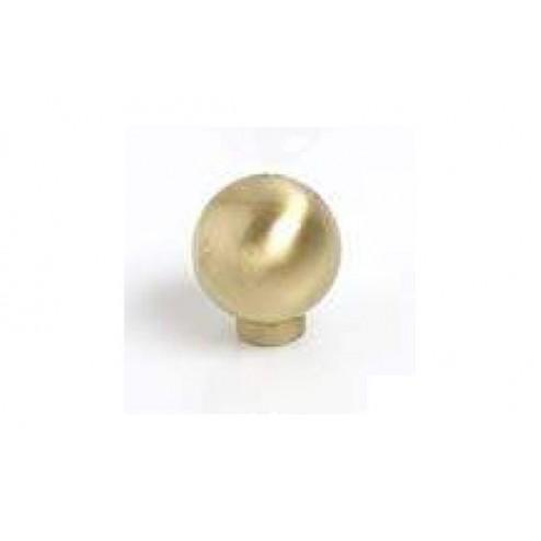 Pomo laton oro 30 mm 10103-44