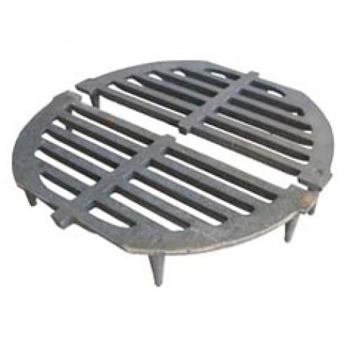 Porta reja para estufa de leña 33cm.