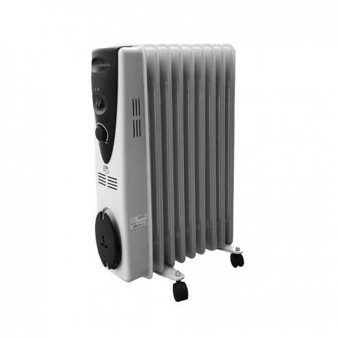 Radiador de aceite EDM 9 elementos 2000w.