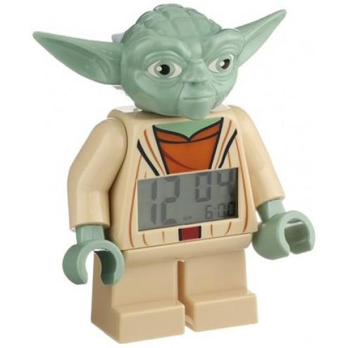 Lego Star Wars despertador Yoda