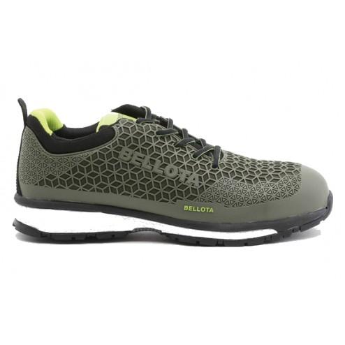 Zapato Bellota Cell verde S3 Talla 45