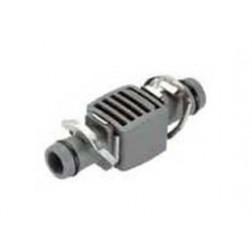 """Conector Recto Micro Drip Premium 13mm Gardena 1/2"""" 3 Uds"""