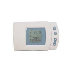 Cronotermostato Digital Semanal Programable Rubilec Calefaccion y A.A.