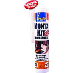Adhesivo Montaje Monta Kit Profesional Uhu 350 Gr