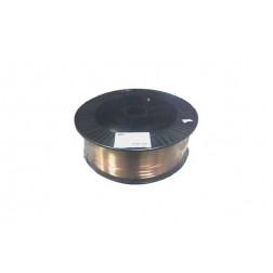 Hilo soldar bobina 15 kg plastico capa-capa 12 MM Esab