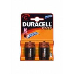 Pila Alcalina Plus Power Duracell Lr-14-C Bl.2