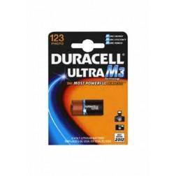 Pila Fotografia Duracell Duracell 123 Ultra M3 Bl.1