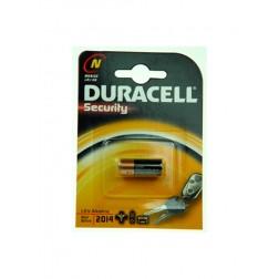 Pila Mando Distancia 1,5 V Mn9100N Duracell Blister 2 Uds