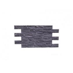 Panel Piedra Pyrenean 1,2X0.60m Negra