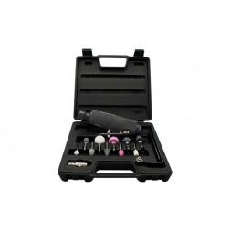 Amoladora Recta Neumatica Larwind Kit con Muelas Diam.Pinza 6mm