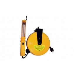 Enrollador electrilampara