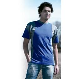 Camiseta Algodon Azul Juba T L