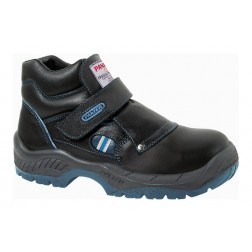 Bota de seguridad Fragua Velcro Plus S3 Talla 40