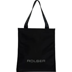 Bolsa de la compra Rolser Shopping Bag Joia negra