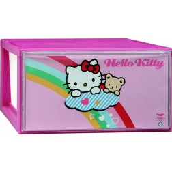 Caja de Ordenación Infantil Hello Kitty Photo Box