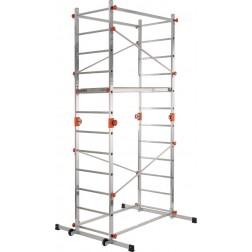 Andamio y escalera de aluminio Gierre