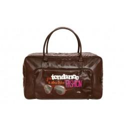 Bolsa de mano 55x20x30cm Disseny Fashion Marron