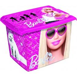 Caja Infantil Fashion Box Barbie 20.5l