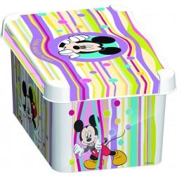 Caja Infantil Mickey Mouse 6l.