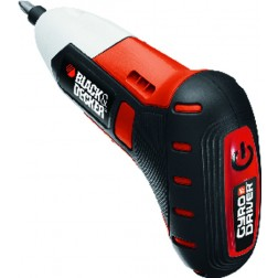 Atornillador Bateria Black & Decker Gyro 3.6 V 1.3 Ah