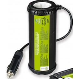 Inversor corriente DC/AC con USB 150w.
