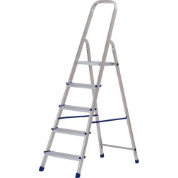 Escalera Aluminio Domestica Kylate 7 Peldaños