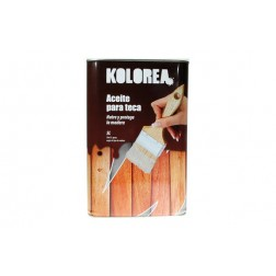 Aceite Teca Kolorea Incoloro Kolorea 5 L