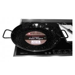 Paellera esmaltada Pata Negra 42cm
