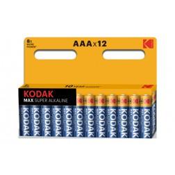 Pila Alcalina Max Power Kodak LR03 BL12-AAA