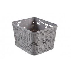 Caja Box New York 18L Gris 35x30x23cm