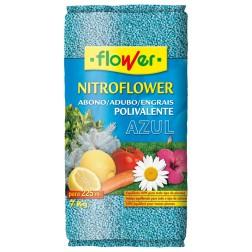 Abono Nitroflower Azul Flower 7 Kg
