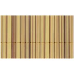 Cañizo Sintético Caña Fina y Entera Bambu Tenax 1x5 M