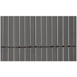 Cañizo Sintético Caña Fina y Entera Gris Tenax 1,5x5 M