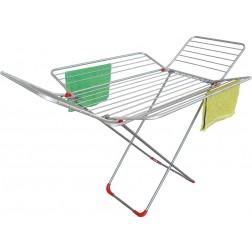 Tendedero de aluminio de 4 alas Garhe mariposa