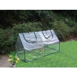 Mini Invernadero Pvc Aqua Control 90x180xH 90cm