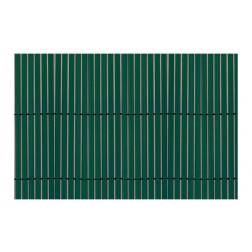 Caテアizo sintetico caテアa fina y entera 1,0 x5 mt verde