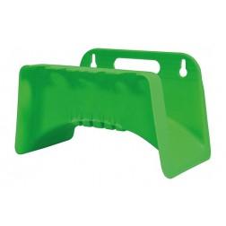 Colgador Manguera Pared Plástico Green Expert Verde Lima
