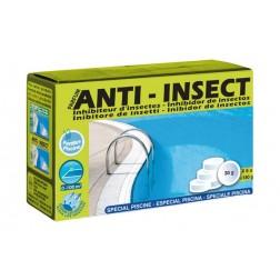 Anti insectos natural para piscinas 6 pastillas Gre