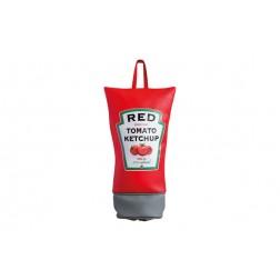 Dispensador de bolsas Ketchup
