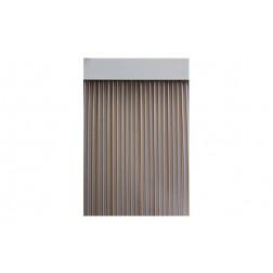Cortina de Puerta Cinta Duero-Miel/Transparente Cordecor 90x210 cm
