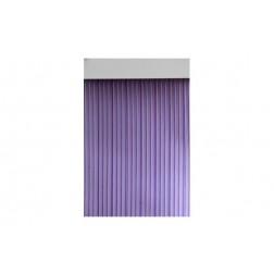 Cortina de Puerta Cinta Duero-Lila/Transparente Cordecor 90x210 cm