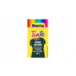 Tinte Iberia 40ºC verde oscuro
